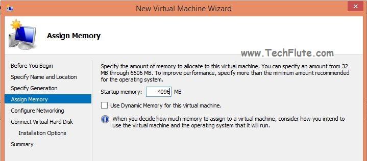 how to Create Virtual Machine in Windows 8.1
