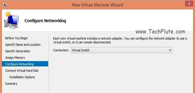 Hyper-V Installation in Windows 8.1