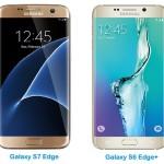 Galaxy S7 Edge vs Galaxy S6 Edge Plus